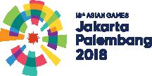 Asian Games 2018 Logo